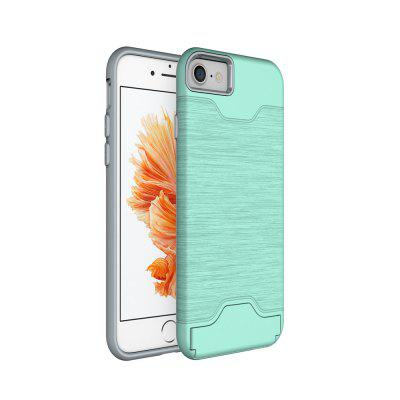 Para iPhone 8/7 Funda Carla Silk Purse Back Shell