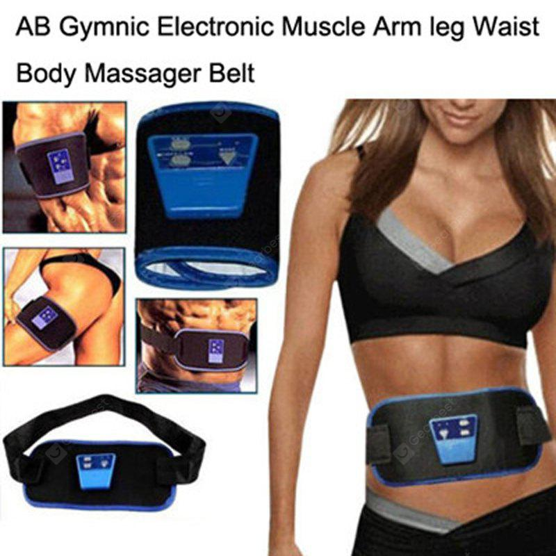 Health Care Slimming Body Massage belt AB Gymnic Electronic Muscle ...