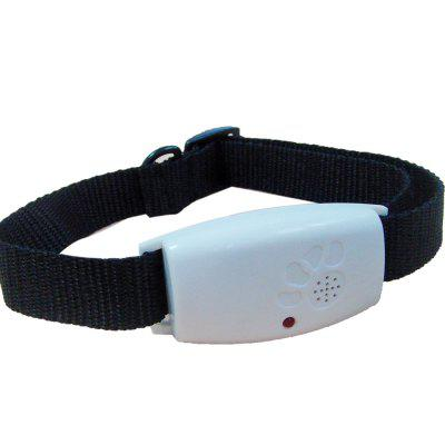 Dog Collar Pest Repeller – Deters Pests Mosquitoes Ticks and Fleas with Ultrasonic LED Indicator