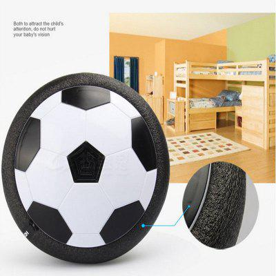 Children's Toy Electric Hover Ball with Football Door Kids Indoor Safe Fun Floating Foam Socce Parent-child Interactive Toys Mutiple Fun