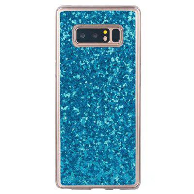 Shockproof Glitter Sparkly Dual Layer Hybrid Hard Soft TPU Bumper Anti-Slip Protective Case for Samsung Galaxy Note 8Samsung Note Series<br>Shockproof Glitter Sparkly Dual Layer Hybrid Hard Soft TPU Bumper Anti-Slip Protective Case for Samsung Galaxy Note 8<br><br>Features: Anti-knock, Dirt-resistant<br>Material: PU Leather, TPU<br>Package Contents: 1 x Phone Case<br>Package size (L x W x H): 16.00 x 5.00 x 0.80 cm / 6.3 x 1.97 x 0.31 inches<br>Package weight: 0.0400 kg<br>Product size (L x W x H): 15.00 x 4.00 x 0.70 cm / 5.91 x 1.57 x 0.28 inches<br>Product weight: 0.0300 kg<br>Style: Fashion, Diamond Look, Ultra-thin