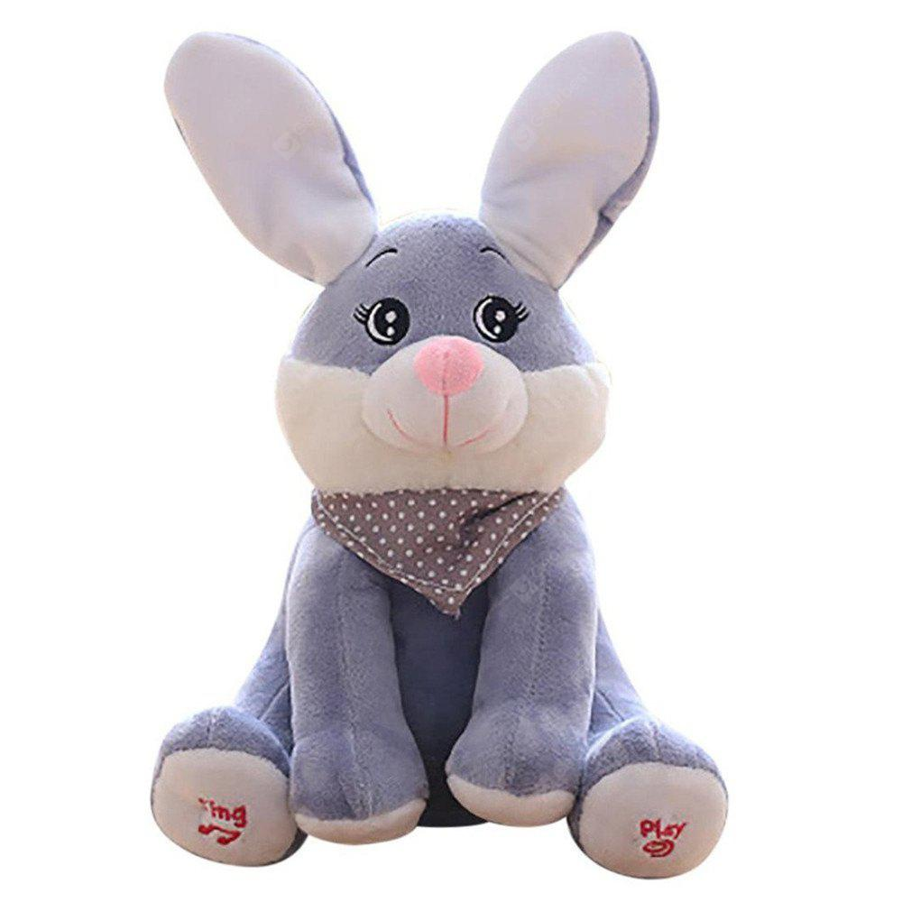 Singing Rabbit Soft Stuffed Plush Toy