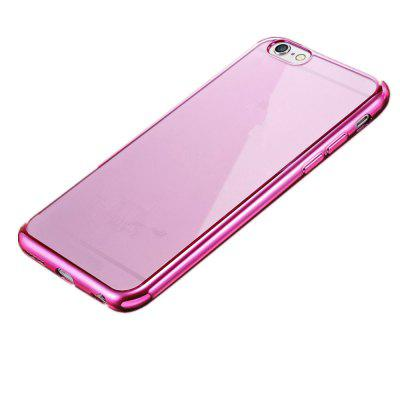 TPU Soft Clear Flexible Gel Back Cover Thin Slim Fashion Luxury High Quality case for iPhone 7 / 8