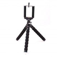 Universal Compact Tripod Stand Flexible Octopus Cell Phone Camera Selfie Stick Tripod Mount for Smartphone / Digital Camera
