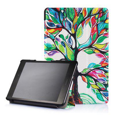 Leather Flip Case for Asus Zenpad Z8 ZT581KL with Auto Sleep / Wake Function