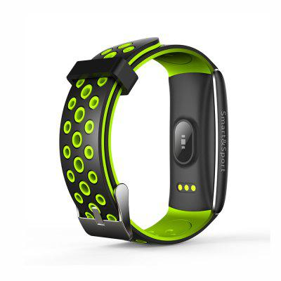 Z11 Smart Bracelet Blood Pressure Heart Rate Monitor Fitness Tracker Bluetooth Wristband IP68 Waterproof  Sport SmartbandSmart Watches<br>Z11 Smart Bracelet Blood Pressure Heart Rate Monitor Fitness Tracker Bluetooth Wristband IP68 Waterproof  Sport Smartband<br><br>Band material: Silicone<br>Battery  Capacity: 90mAh<br>Bluetooth Version: Bluetooth 4.0<br>Case material: Plastic<br>Charging Time: About 2hours<br>Compatability: IOS 8.0 and above systems, Support Android 4.4<br>Compatible OS: IOS, Android<br>Functions: Measurement of heart rate, Sleep management, Time, Pedometer, Incoming calls show, Notification of app, Message, Alarm Clock<br>IP rating: IP68<br>Language: English,French,German,Japanese,Portuguese,Russian,Spanish<br>Operating mode: Touch Screen<br>Package Contents: 1 x Charging Cable?1 x Host?1 x English and Chinese Manual, 1 x Charging Cable?1 x Host?1 x English and Chinese Manual<br>Package size (L x W x H): 15.50 x 8.50 x 3.00 cm / 6.1 x 3.35 x 1.18 inches, 15.50 x 8.50 x 3.00 cm / 6.1 x 3.35 x 1.18 inches<br>Package weight: 0.0590 kg, 0.0590 kg<br>People: Male table<br>Product weight: 0.0250 kg<br>Screen type: OLED<br>Shape of the dial: Rectangle<br>Standby time: 5-7 days<br>Waterproof: Yes