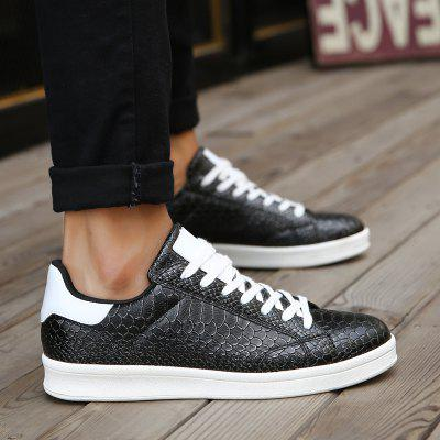 New Lace Fashion Casual Mens ShoesCasual Shoes<br>New Lace Fashion Casual Mens Shoes<br><br>Available Size: 39-44<br>Closure Type: Lace-Up<br>Embellishment: None<br>Gender: For Men<br>Outsole Material: Rubber<br>Package Contents: 1xShoes(pair)<br>Pattern Type: Solid<br>Season: Spring/Fall<br>Toe Shape: Round Toe<br>Toe Style: Closed Toe<br>Upper Material: Patent Leather<br>Weight: 1.2000kg