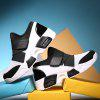 Men Casual Shoes Running Comfortable Basketball Outdoor Sneakers - WHITE