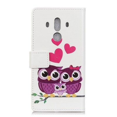 Painted Owl Leather Case Cover for HUAWEI Mate 10Cases &amp; Leather<br>Painted Owl Leather Case Cover for HUAWEI Mate 10<br><br>Features: Back Cover<br>Material: TPU<br>Package Contents: 1 x Phone Case<br>Package size (L x W x H): 18.00 x 8.00 x 2.00 cm / 7.09 x 3.15 x 0.79 inches<br>Package weight: 0.0320 kg<br>Product Size(L x W x H): 16.00 x 6.70 x 0.70 cm / 6.3 x 2.64 x 0.28 inches<br>Product weight: 0.0300 kg<br>Style: Pattern