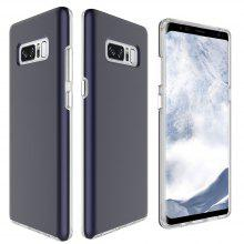 For Samsung Galaxy Note 8 Frosted Back Cover Case Solid Color Hard PC