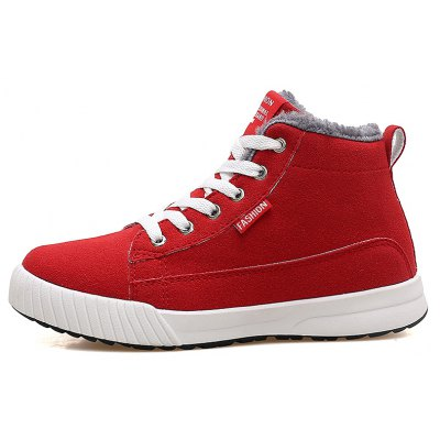 Autumn  Plus Cashmere Comfortable MenS ShoesCasual Shoes<br>Autumn  Plus Cashmere Comfortable MenS Shoes<br><br>Available Size: 39-44<br>Closure Type: Lace-Up<br>Embellishment: None<br>Gender: For Men<br>Outsole Material: Rubber<br>Package Contents: 1xShoes(pair)<br>Pattern Type: Others<br>Season: Winter<br>Toe Shape: Round Toe<br>Toe Style: Closed Toe<br>Upper Material: Flock<br>Weight: 1.2800kg