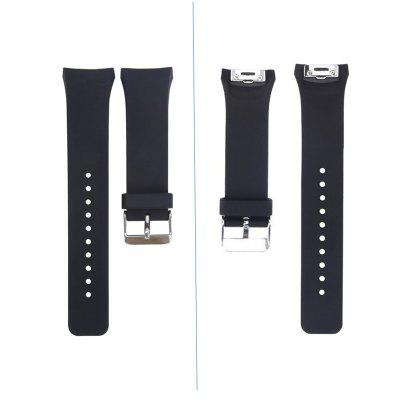 Silicone Sport Style Watch Band for Samsung Gear S2 SM-R720 R730 nylon sports watch band strap adapters for samsung galaxy gear s2 r720 watch band tools for samsung galaxy gear s2 r720