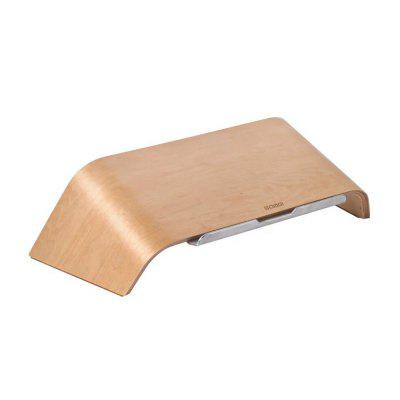 SAMDI Gradient Wooden Stand Holder for MacBook Laptop and Notebook