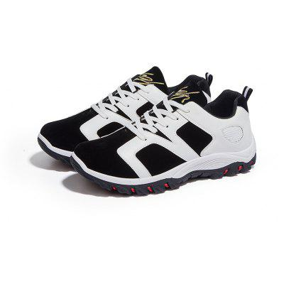 Korean Fashion Sports ShoesAthletic Shoes<br>Korean Fashion Sports Shoes<br><br>Available Size: 39,40,41,42,43,44<br>Closure Type: Lace-Up<br>Feature: Breathable<br>Gender: For Men<br>Outsole Material: Rubber<br>Package Contents: 1xShoes(pair)<br>Pattern Type: Geometric<br>Season: Winter<br>Upper Material: Flock<br>Weight: 1.6896kg