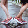 Breathable Air Mesh Shoes - RED