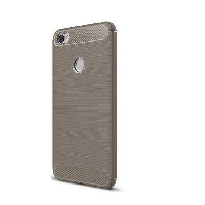 Brushed Finish Soft Phone Case for Xiaomi Redmi Note 5A