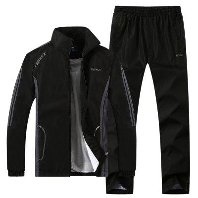 2017 New Thin Sports Suit