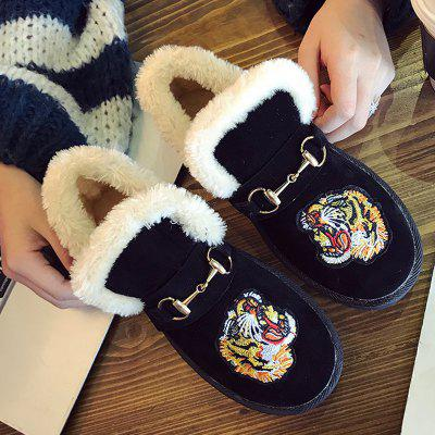 2017 New Flat Bottom Anti Slip and Velvet Warm Bean ShoesWomens Flats<br>2017 New Flat Bottom Anti Slip and Velvet Warm Bean Shoes<br><br>Available Size: 35,36,37,38,39<br>Closure Type: Slip-On<br>Flat Type: Mary Janes<br>Gender: For Women<br>Occasion: Casual<br>Package Contents: 1 x Shoes?Pair?<br>Package size (L x W x H): 28.00 x 16.00 x 10.00 cm / 11.02 x 6.3 x 3.94 inches<br>Package weight: 0.4000 kg<br>Pattern Type: Character<br>Season: Winter, Spring/Fall<br>Toe Shape: Round Toe<br>Toe Style: Closed Toe<br>Upper Material: Flock