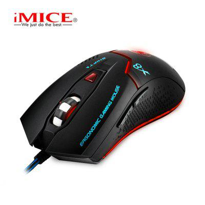 Colorful Breathing Lights Actually Wired Gaming Mouse X8 Computer Peripheral GlareMouse<br>Colorful Breathing Lights Actually Wired Gaming Mouse X8 Computer Peripheral Glare<br><br>Backlight Type: Colorful light<br>Cable Length (m): 1.8 m<br>Coding Supported: No<br>Connection: Wired<br>Connection Type: USB Wired<br>DPI Adjustment: Support<br>Interface: USB 2.0<br>Material: Aluminum Alloy, Plastic<br>Mouse Macro Express Supported: No<br>Package Contents: 1 x Mouse<br>Package size (L x W x H): 16.20 x 5.20 x 22.00 cm / 6.38 x 2.05 x 8.66 inches<br>Package weight: 0.2280 kg<br>Power Supply: USB Port<br>Product size (L x W x H): 13.20 x 7.20 x 4.30 cm / 5.2 x 2.83 x 1.69 inches<br>Product weight: 0.1350 kg<br>Type: Mouse<br>Usage: Gaming