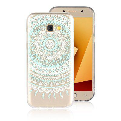TPU Translucent Koronka Case do Samsung Galaxy A7 2017