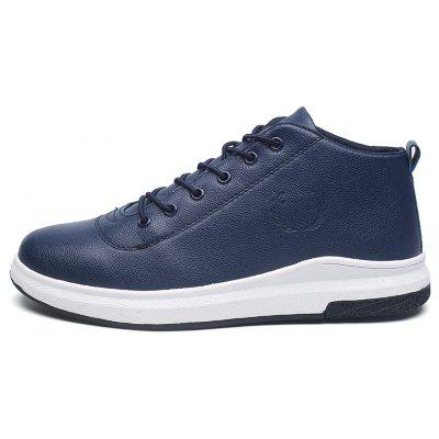 Autumn Thick Bottom High Classic Mens ShoesCasual Shoes<br>Autumn Thick Bottom High Classic Mens Shoes<br><br>Available Size: 39-44<br>Closure Type: Lace-Up<br>Embellishment: Flowers<br>Gender: For Men<br>Outsole Material: Rubber<br>Package Contents: 1xShoes(pair)<br>Pattern Type: Solid<br>Season: Spring/Fall<br>Toe Shape: Round Toe<br>Toe Style: Closed Toe<br>Upper Material: Microfiber<br>Weight: 1.2800kg