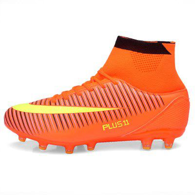 Mens Sports Shoes Color Block Comfort Breathable Leisure Football ShoesAthletic Shoes<br>Mens Sports Shoes Color Block Comfort Breathable Leisure Football Shoes<br><br>Available Size: 38-46<br>Closure Type: Lace-Up<br>Feature: Breathable<br>Gender: For Men<br>Outsole Material: Rubber<br>Package Contents: 1 x shoes?pair?<br>Pattern Type: Geometric<br>Season: Spring/Fall<br>Upper Material: PU<br>Weight: 1.3376kg