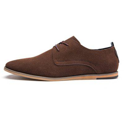Mens Oxford Shoes Solid Color Pointed Toe Business ShoesFormal Shoes<br>Mens Oxford Shoes Solid Color Pointed Toe Business Shoes<br><br>Available Size: 39-44<br>Closure Type: Lace-Up<br>Embellishment: None<br>Gender: For Men<br>Occasion: Casual<br>Outsole Material: Rubber<br>Package Contents: 1 xShoes?pair?<br>Pattern Type: Solid<br>Season: Spring/Fall, Summer, Winter<br>Toe Shape: Pointed Toe<br>Toe Style: Closed Toe<br>Upper Material: PU<br>Weight: 1.3376kg