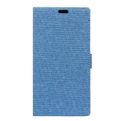 Wkae Solid Color Linen Texture Holster for Doogee X30