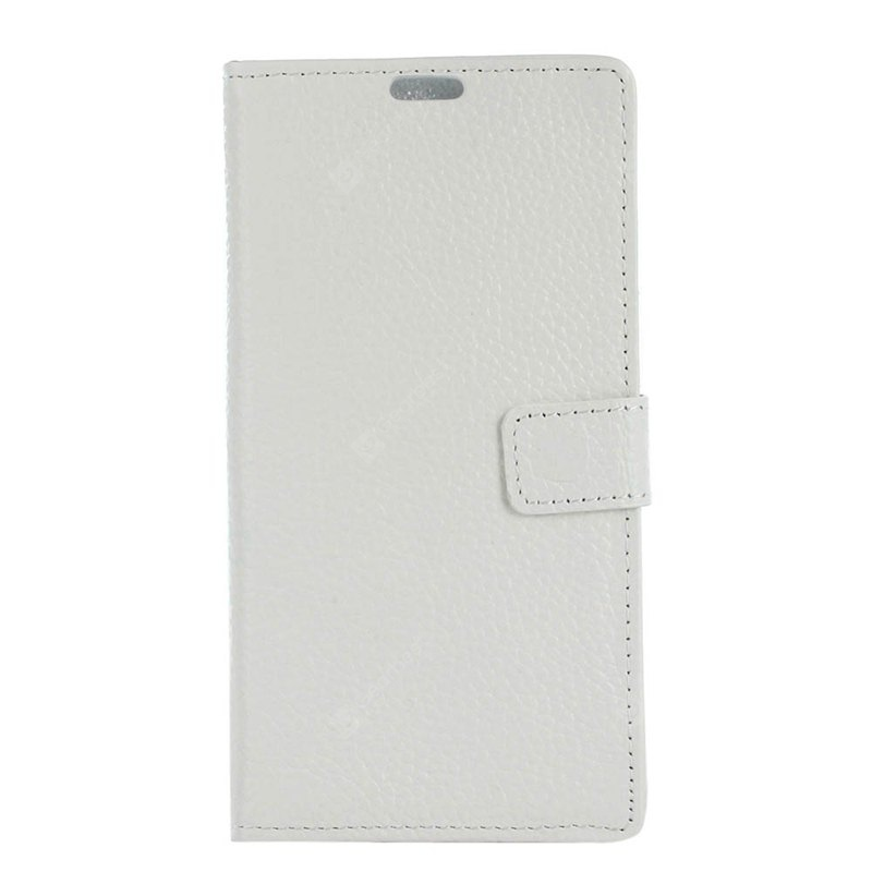 Funda de cuero Wkae Solid Color Business para Huawei Mate 10