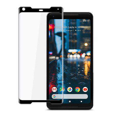 3D Curved Tempered Glass Full Cover Screen Protector for Google Pixel 2 XL