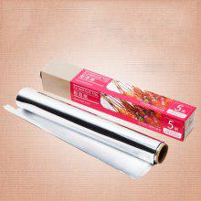 DIHE 5Meters Baking Aluminum Foil Relaxed Not Sticky High Temperature Resistant