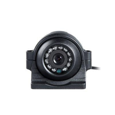 GISION 700TVL CCD IR Night Vision 3.6MM Security Vehicle Camera ZX - 735HD
