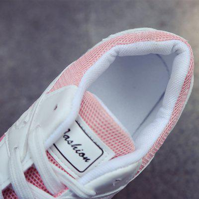 Leisure Sports Shoes All-Match Comfortable Breathable StrapWomens Sneakers<br>Leisure Sports Shoes All-Match Comfortable Breathable Strap<br><br>Available Size: 35-40<br>Closure Type: Lace-Up<br>Feature: Breathable<br>Gender: For Women<br>Outsole Material: Rubber<br>Package Contents: 1 x Shoes?pair?<br>Package size (L x W x H): 30.00 x 20.00 x 15.00 cm / 11.81 x 7.87 x 5.91 inches<br>Package weight: 0.5000 kg<br>Pattern Type: Others<br>Season: Winter<br>Upper Material: PU