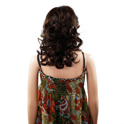 Women Long Wavy Curly Wave Full Hair Wig for Cosplay Party Costume парик anime cosplay wig multicolor 80cm long curly hair 2015
