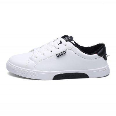 Men Casual New Trend for Fashion Outdoor Lace Up Rubber Suede Flat Leather ShoesCasual Shoes<br>Men Casual New Trend for Fashion Outdoor Lace Up Rubber Suede Flat Leather Shoes<br><br>Available Size: 39-44<br>Closure Type: Lace-Up<br>Embellishment: None<br>Gender: For Men<br>Outsole Material: Rubber<br>Package Contents: 1?Shoes(pair)<br>Pattern Type: Solid<br>Season: Winter, Spring/Fall<br>Toe Shape: Round Toe<br>Toe Style: Closed Toe<br>Upper Material: Leather<br>Weight: 1.2000kg