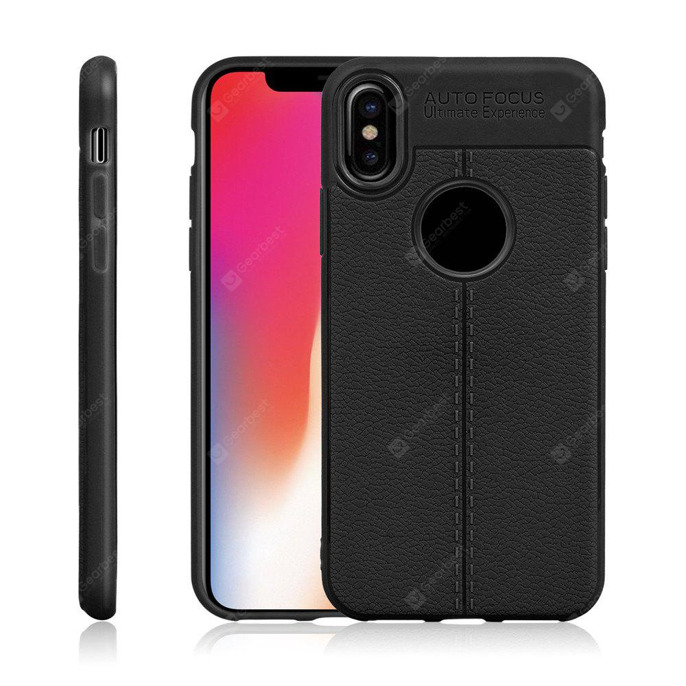 Thin Color TPU Protection funda de cubierta suave para iPhone X