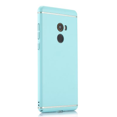 Fashionable Pure Color Electroplating Mobile Phone Shell Case for Mi Mix 2
