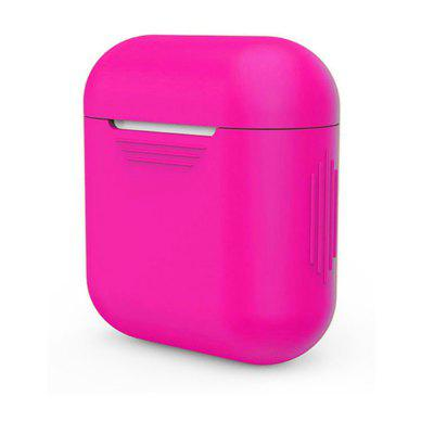 For iPhone Airpods  Silica Gel Drop Case Storage Box