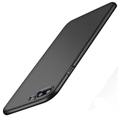 Para o iPhone 8 Plus / 7 Plus Case Slim Fit Shell Hard Plastic Full Protector Anti-Scratch Resistant Mobile Phone Back Shell