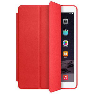 Buy RED Ultra Slim Smart 3 Folding Stand Auto Sleep Wake Back for iPad Pro 10.5 Case Cover for $7.64 in GearBest store