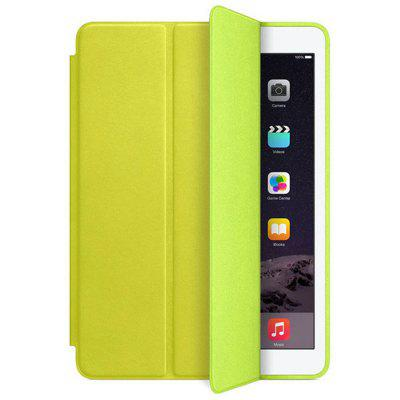 Buy GREEN Ultra Slim Smart 3 Folding Stand Auto Sleep Wake Back for iPad Pro 10.5 Case Cover for $7.64 in GearBest store
