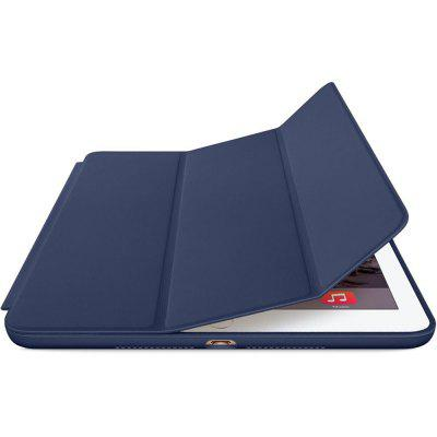 Ultra Slim Smart 3 Folding Stand Auto Sleep Wake Back voor nieuwe iPad 2017 hoes