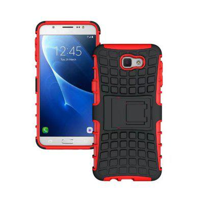 Rugged Spider Armor Heavy Duty Hybrid TPU Silicone Stand Impact Cover for Samsung Galaxy J5 Prime Cases