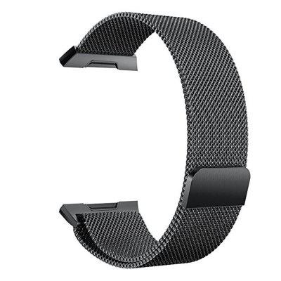 New Stainless Steel Metal Milan Bracelet Replacement Strap for Fitbit IonicSmart Watch Accessories<br>New Stainless Steel Metal Milan Bracelet Replacement Strap for Fitbit Ionic<br><br>Material: Stainless Steel<br>Package Contents: 1 x Watch Band With Adapter<br>Package size: 12.00 x 6.00 x 1.00 cm / 4.72 x 2.36 x 0.39 inches<br>Package weight: 0.0390 kg<br>Product size: 12.00 x 3.00 x 1.00 cm / 4.72 x 1.18 x 0.39 inches<br>Product weight: 0.0380 kg