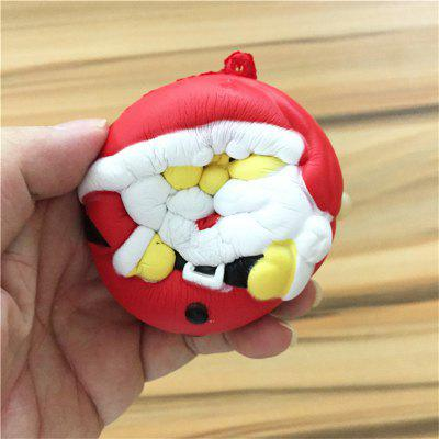 Stress Reliever Santa Claus Super Slow Rising Kids ToySquishy toys<br>Stress Reliever Santa Claus Super Slow Rising Kids Toy<br><br>Age Range: 7 - 14 Years Old<br>Materials: PU<br>Package Content: 1 x Squishy Toy<br>Package Dimension: 8.00 x 8.00 x 8.00 cm / 3.15 x 3.15 x 3.15 inches<br>Pattern Type: Cartoon Character<br>Product Dimension: 7.00 x 7.00 x 7.00 cm / 2.76 x 2.76 x 2.76 inches<br>Products Type: Slow Rising<br>Theme: Holiday