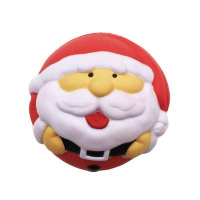 Stress Reliever Santa Claus Super Slow Rising Kids Toy