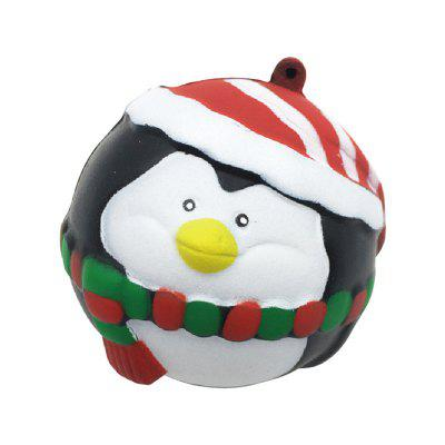 Stress Reliever Penguin Super Slow Rising Kids Toy
