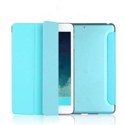 Elegant Ultra Slim ușor Smart Case Triple Stand cu capac flexibil Flex TPU pentru iPad Mini 1/2/3