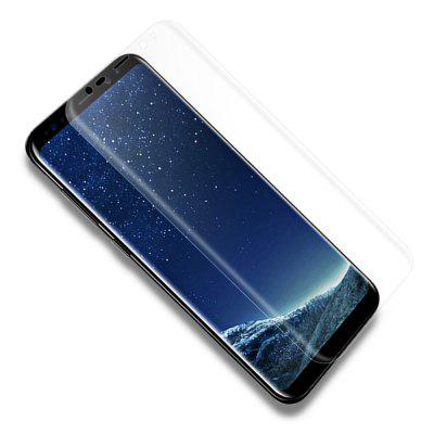 Protective Front + Back Screen Protectors for Samsung Galaxy S8