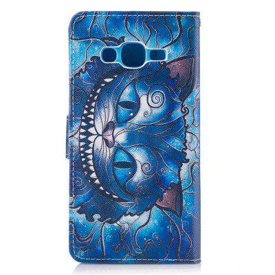Blue Cat Painting Card Lanyard Pu Leather Cover for Samsung J2 primeSamsung J Series<br>Blue Cat Painting Card Lanyard Pu Leather Cover for Samsung J2 prime<br><br>Color: Pink,Black,Blue,Dark blue,Deep Gray<br>Features: Full Body Cases, Cases with Stand, With Credit Card Holder<br>For: Samsung Mobile Phone<br>Material: PU Leather, TPU<br>Package Contents: 1 x Case<br>Package size (L x W x H): 15.00 x 8.00 x 2.00 cm / 5.91 x 3.15 x 0.79 inches<br>Package weight: 0.0700 kg<br>Product size (L x W x H): 14.70 x 7.70 x 1.50 cm / 5.79 x 3.03 x 0.59 inches<br>Product weight: 0.0690 kg<br>Style: Vintage/Nostalgic Euramerican Style, Novelty, Name Brand Style